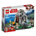 Addestramento ad Ahch-To Island - Lego Star Wars 75200
