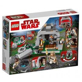 Addestramento ad Ahch-To Island - Lego Star Wars 75200