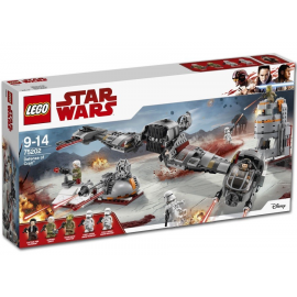 Difesa di Crait - Lego Star Wars 75202