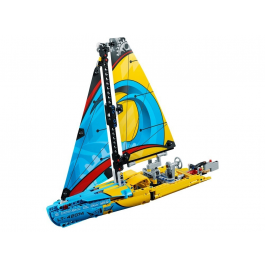 Yacht da gara - Lego Technic 42074