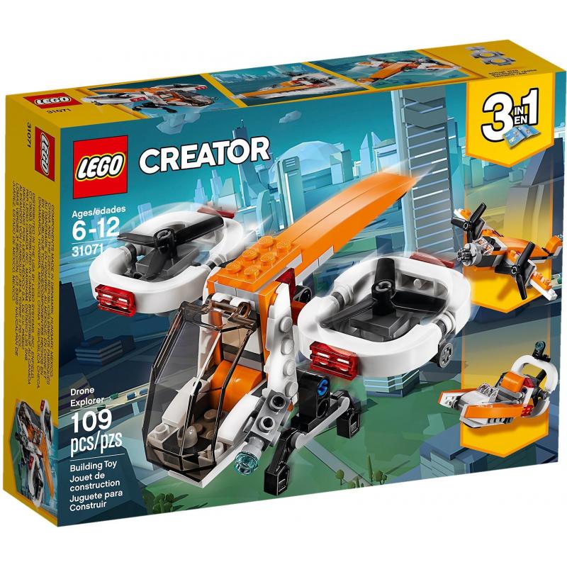 Drone esploratore - Lego Creator 31071