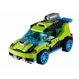 Auto da rally Rocket - Lego Creator 31074