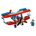 Biplano acrobatico - Lego Creator 31076