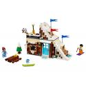 Vacanza invernale modulare - Lego Creator 31080