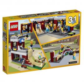 Skate House modulare - Lego Creator 31081