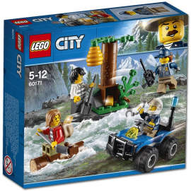Fuga in montagna - Lego City 60171