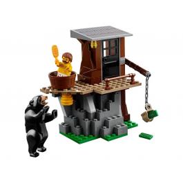 Arresto in montagna - Lego City 60173