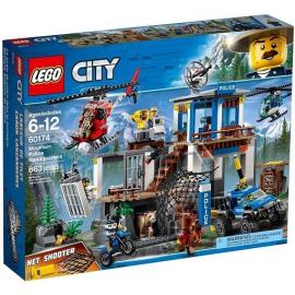 Quartier generale della polizia di montagna - Lego City 60174