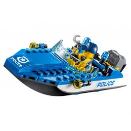 Fuga sul fiume - Lego City 60176