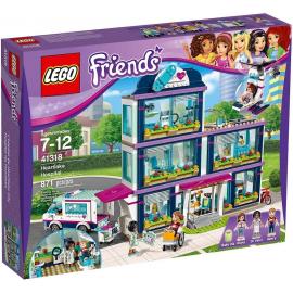 L'ospedale di Heartlake - Lego Friends 41318