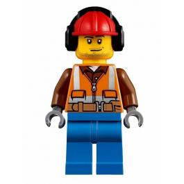 Trattore forestale - Lego City 60181
