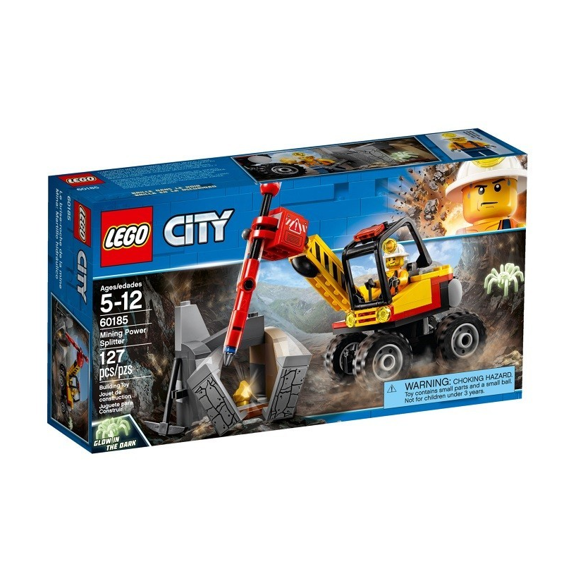 Spaccaroccia da miniera - Lego City 60185