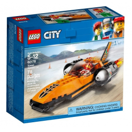 Bolide da record - Lego City 60178