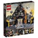 Il covo vulcanico di Garmadon - Lego Ninjago Movie 70631
