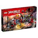 Quartier generale S.O.G. - Lego Ninjago 70640
