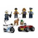 Centro di comando mobile - Lego City 60139