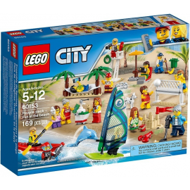 People pack – Divertimento in spiaggia - Lego City 60153