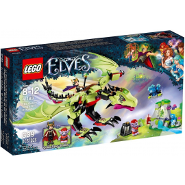 Il drago malvagio del Re Goblin - Lego Elves 41183