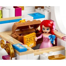 La barca della festa reale di Ariel - Lego Disney 41153