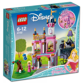 Il castello delle fiabe della Bella Addormentata - Lego Disney 41152