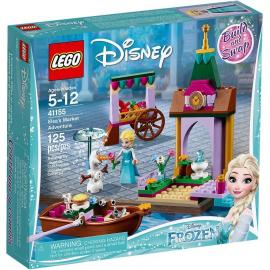 Avventura al mercato di Elsa - Lego Disney 41155