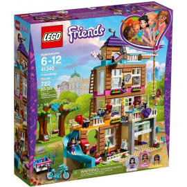 La casa dell'amicizia - Lego Friends 41340