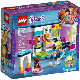 La cameretta di Stephanie - Lego Friends 41328