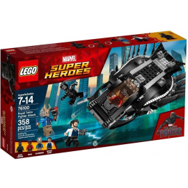 L'attacco del Royal Talon Fighter - Lego Marvel Super Heroes 76100