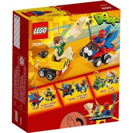 Mighty Micros: Scarlet Spider contro l'Uomo sabbia - Lego Marvel Super Heroes 76089