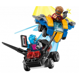 Mighty Micros: Star-Lord contro Nebula - Lego Marvel Super Heroes 76090