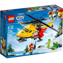 Eli-ambulanza - Lego City 60179
