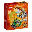 Mighty Micros: Thor contro Loki - Lego Marvel Super Heroes 76091