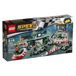 MERCEDES AMG PETRONAS Formula One™ Team - Lego Speed Champions 75883