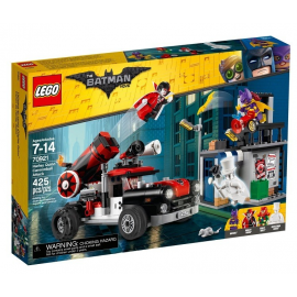 Attacco con il cannone di Harley Quinn - Lego Batman Movie 70921