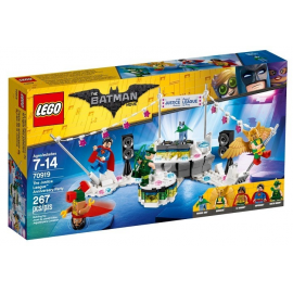 La festa di anniversario della Justice League - Lego Batman Movie 70919