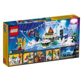 La festa di anniversario della Justice League - Lego Batman Movie 70919