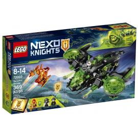 Attentatore Berserkir -Lego Nexo Knights 72003