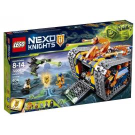 Arsenale rotolante di Axl - Lego Nexo Knights 72006