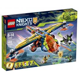 X-bow di Aaron - Lego Nexo Knights 72005