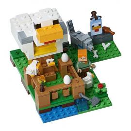 Il pollaio - Lego Minecraft 21140