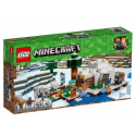 L'igloo polare - Lego Minecraft 21142