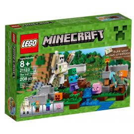 Il Golem di ferro - Lego Minecraft 21123