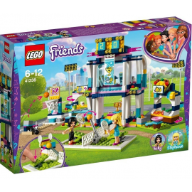 L'arena sportiva di Stephanie - Lego Friends 41338