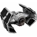 TIE Advanced di Vader contro A-Wing Starfighter - Lego Star Wars 75150