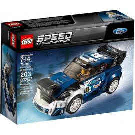 Ford Fiesta M-Sport WRC - Lego Speed Champions 75885