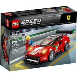 """Ferrari 488 GT3 """"Scuderia Corsa"""" - Lego Speed Champions 75886"""