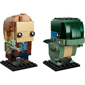 Owen e Blue - Lego Brick Headz 41614