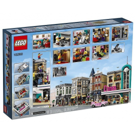 Downtown Diner - Lego Creator 10260