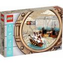 Nave in bottiglia - Lego Ideas 21313