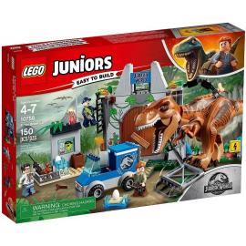 L'evasione del T rex - Lego Juniors 10758